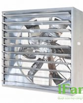 Push-Pull Type Galvanized Box Fan