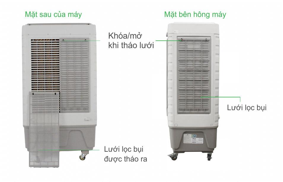 Máy làm mát iFan-650 điện tử