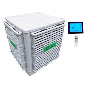牆外固定節能環保空調