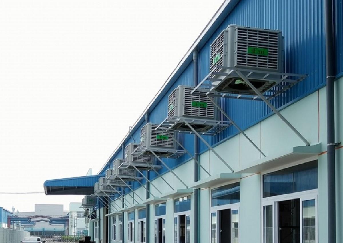 建設高質量的降溫系統