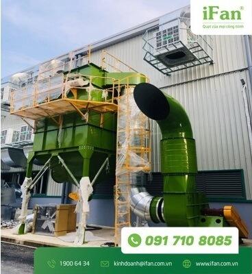 Hệ thống quạt làm mát công nghiệp FAD-30