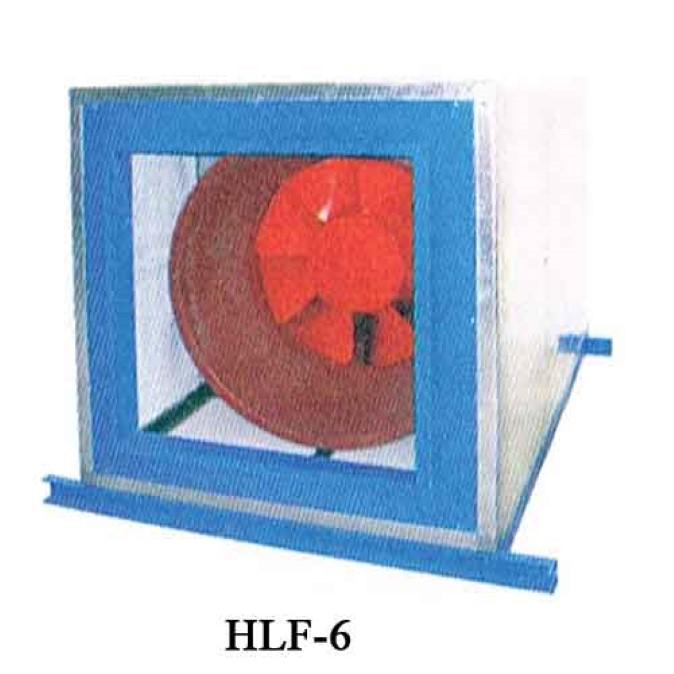 Quạt kiểm soát cháy (PCCC) HLF-6