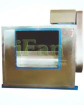 Quạt kiểm soát cháy (PCCC) hai cánh tốc độ kép HTFC-II