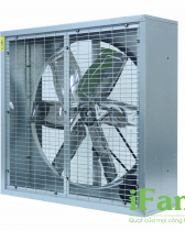 Galvanized Box Fan (Double Sided Net)