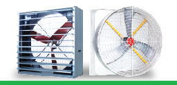 FAN FOR ANIMAL HUSBANDRY