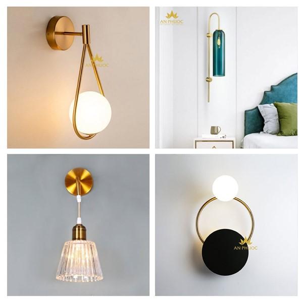 Bộ sưu tập đèn tường xu hướng thích hợp cho nhà nhỏ hẹp