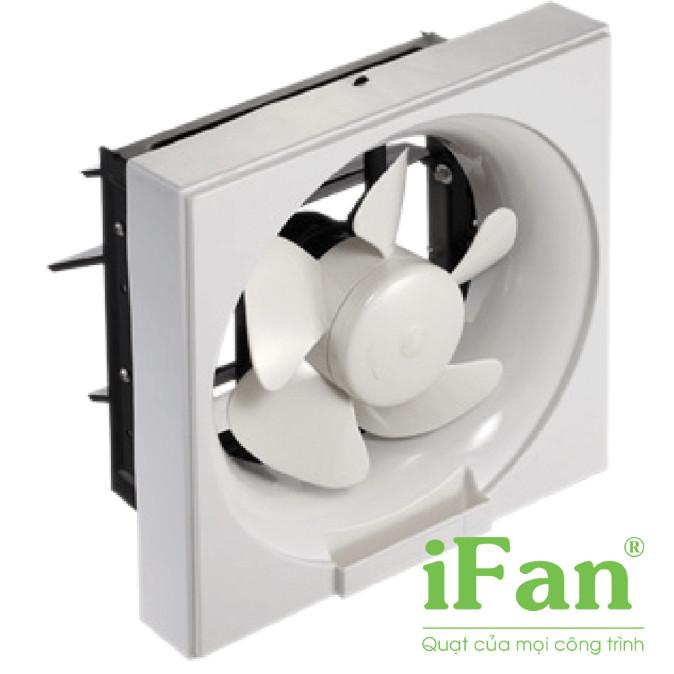 Lắp đặt quạt thông gió làm mát iFan