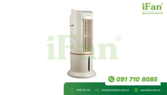 Đặc điểm quạt hơi nước IC 01