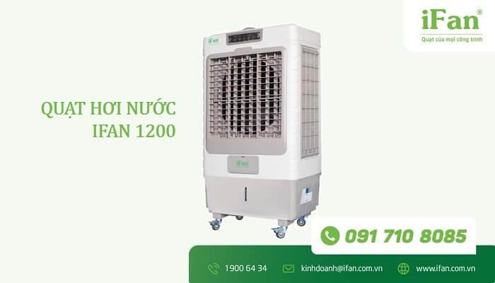 Đặc điểm quạt làm mát cao cấp iFan-1200