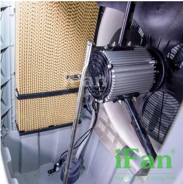 Động cơ quạt hơi nước iFan 2000i