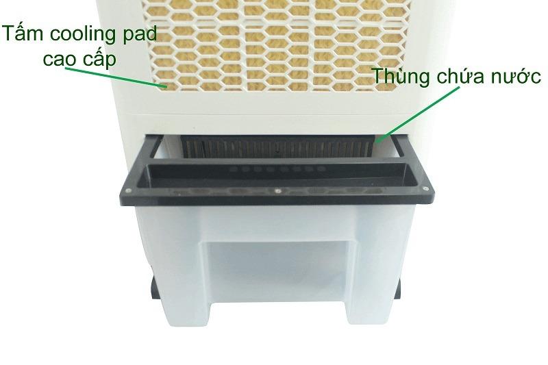 thùng chứa nước iFan-250