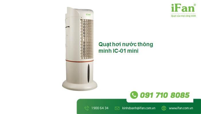 Quạt hơi nước IC-01 mini