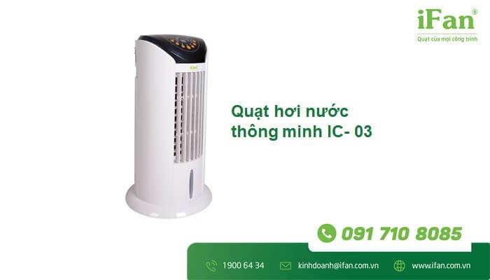 Quạt hơi nước thông minh IC-03