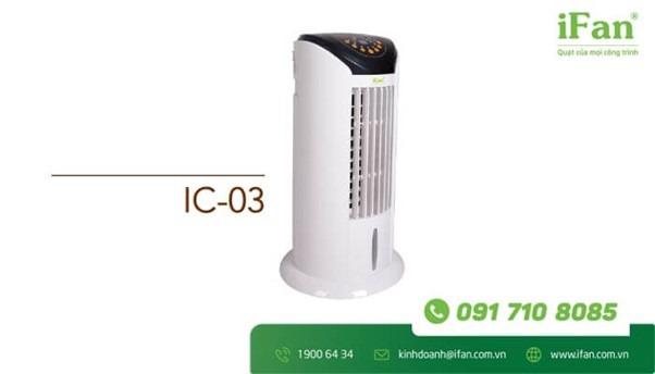 Quạt điều hòa iCool Smart Air IC-03