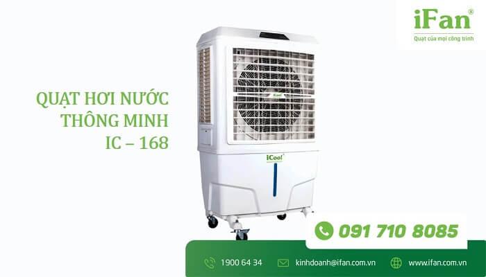 Quạt hơi nước thông minh IC-168